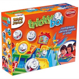 JUEGO TRICKY BOL