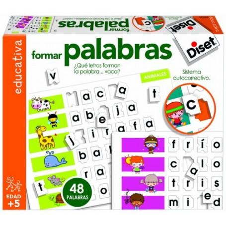 FORMAR PALABRAS - Diset Educativa