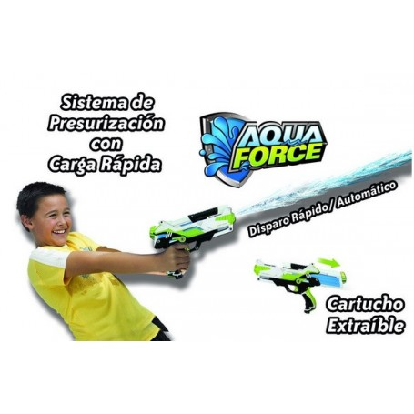 AQUA SHOOTER AQUAFORCE