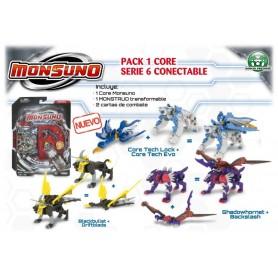 MONSUNO PACK 1 CORE CONNECT (surtido: modelos aleatorios)