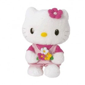 PELUCHE HELLO KITTY 40CM