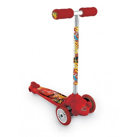 PATINETE TWIST & ROLL CARS