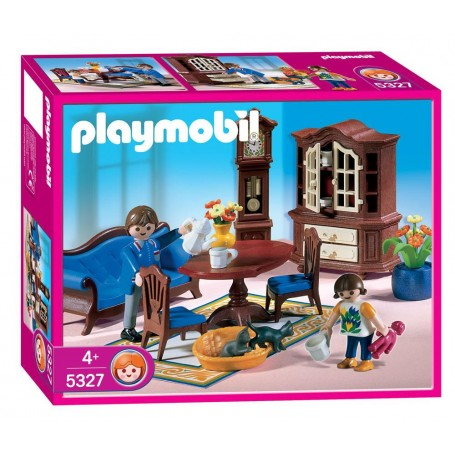 SALON ROMANTICO PLAYMOBIL 5327