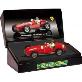 FERRARI 375 F1 TINPLATE SUPERSLOT