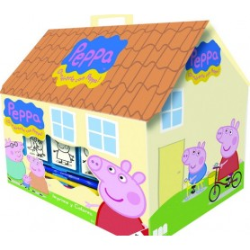 CASITA SELLOS PEPPA PIG