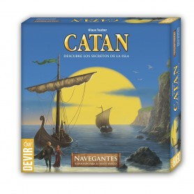 EXPANSION NAVEGANTES CATAN