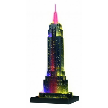 PUZZLE 3D EMPIRE STATE BUILDING NIGHT EDITION