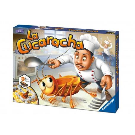 LA CUCARACHA - JUEGO