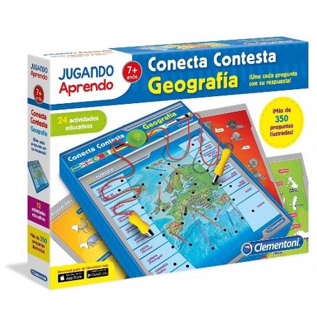 CONECTA CONTESTA GEOGRAFIA