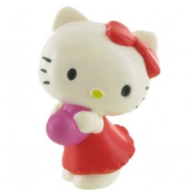 FIGURA HELLO KITTY CORAZON