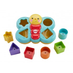 MARIPOSA DESCUBRE FORMAS FISHER-PRICE