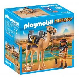 EGIPCIO CON CAMELLO PLAYMOBIL 5389
