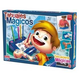 TATUAJES MAGICOS NIÑO