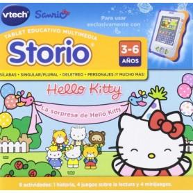 JUEGO HELLO KITTY STORIO
