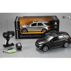MERCEDES ML350 R/C BAT Y CARG 1:14