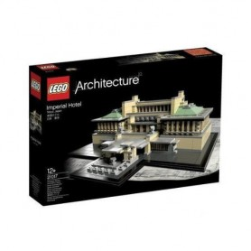 LEGO ARCHITECTURE 21017 IMPERIAL HOTEL