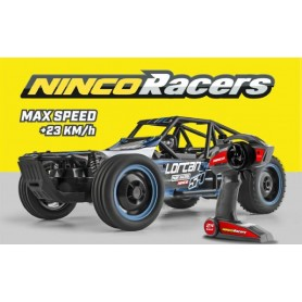 NINCORACERS LORCAN COCHE RADIO CONTROL