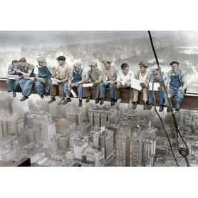PUZZLE ALMUERZO EN NUEVA YORK 1500 PZAS