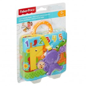 FISHER-PRICE - LIBRO ACTIVITY BEBE