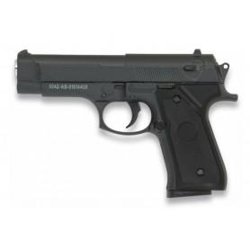 PISTOLA AIRSOFT GALAXY G22 NEGRA (de juguete)