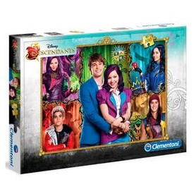 PUZZLE DESCENDIENTES DISNEY 100PZ