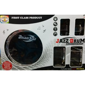 BATERIA JAZZ DRUM