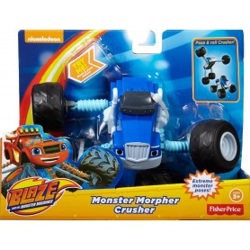 BLAZE MONSTERS MACHINES SUPERTRANSFORMACION (surtido: modelos aleatorios)