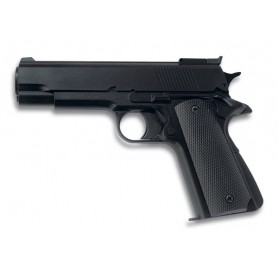 PISTOLA GAS BB BULLET COLOR:NEGRO