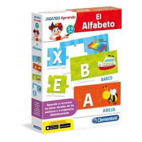 APRENDE EL ALFABETO 3-5 AÑOS