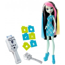 MONSTER HIGH - PEINADOS MEGAVÓLTICOS