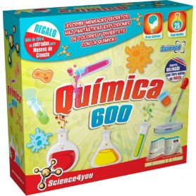 QUIMICA 600 - SCIENCE4YOU