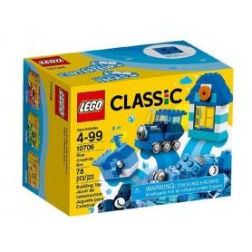 CAJA CREATIVA AZUL 10706 LEGO CLASSIC