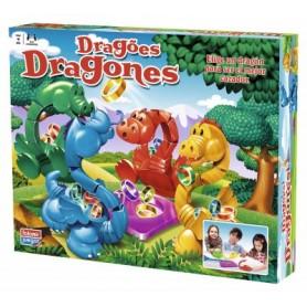 JUEGO DRAGONES CAZADORES