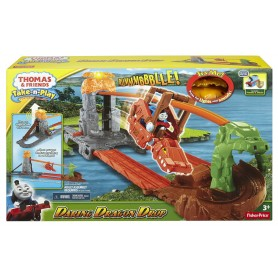 THOMAS CIRCUITO VOLCAN BOCA DE FUEGO TAKE-N-PLAY