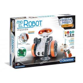 MIO, EL ROBOT 2.0 CIENCIA Y JUEGO TECHNOLOGIC