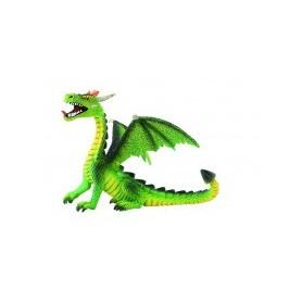 FIGURA DRAGON SENTADO ( BULLYLAND ) 75593