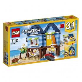 VACACIONES EN LA PLAYA 31063 LEGO CREATOR
