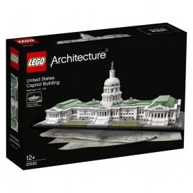 EDIFICIO CAPITOLIO DE ESTADOS UNIDOS LEGO Architecture 21030