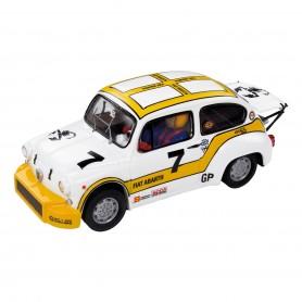 FIAT 1000 ABARTH SCALEXTRIC