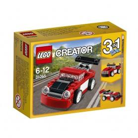 DEPORTIVO ROJO 31055 LEGO CREATOR