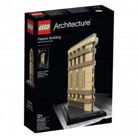 EDIFICIO FLATIRON - LEGO ARCHITECTURE 21023