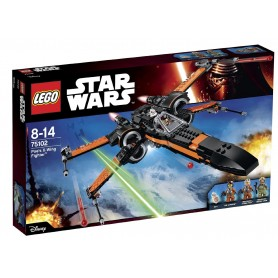LEGO STAR WARS - POE'S X-WING FIGHTER 75102