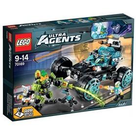 PATRULLA DE ASALTO LEGO ULTRA AGENTS 70169