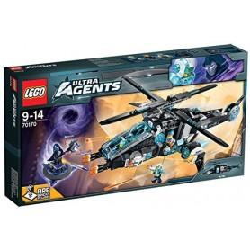 EL ULTRACÓPTERO VS. ANTIMATTER LEGO 70170