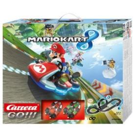 NINTENDO MARIO KART 8 CIRCUITO CARRERA GO!!!