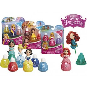 SET BELLEZA LITTLE KINGDOM PRINCESAS DISNEY