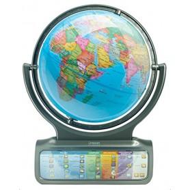 OREGON SMART GLOBE INFINITY SILVER- Globo terráqueo interactivo
