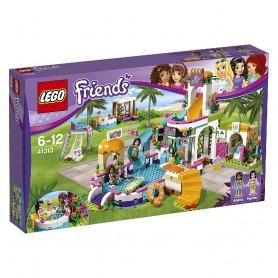 PISCINA DE VERANO DE HEARTLAKE 41313 LEGO