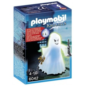 FANTASMA DEL CASTILLO CON LED-MULTICOLOR PLAYMOBIL 6042