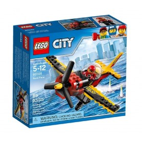 AVIÓN DE CARRERAS 60144 LEGO CITY